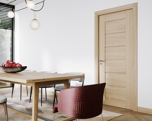 Rovere Grazia Nature - rendering door